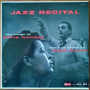 Jazz Recita cover